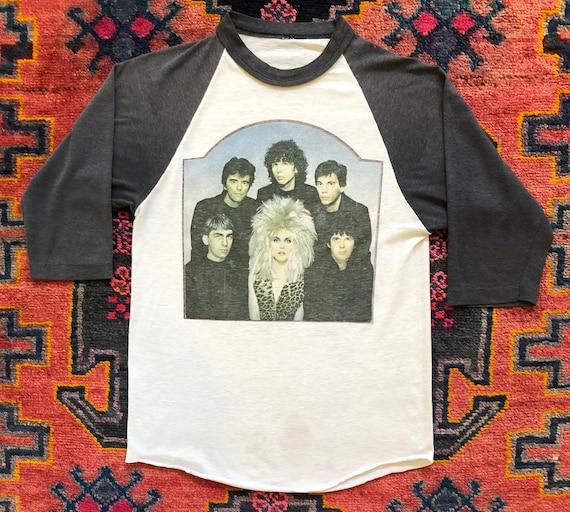 "Vintage 1980s Blondie ""Tracks Across America"" Tour"