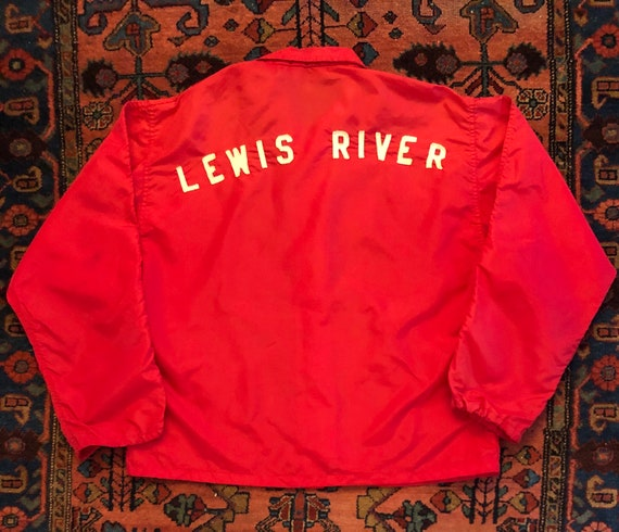 """Vintage 1960s Russell Southern Co """"Lewis River"""" N… - image 1"""