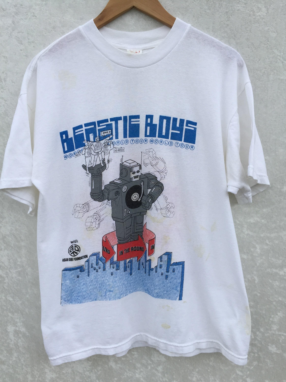 Original Vintage 1998 Beastie Boys Hello Nasty N American Etsy