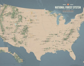 National forest map | Etsy on minnesota chippewa national forest map, salmon-challis national forest map, city of rocks national reserve map, denali national park and preserve map, caribou national forest map, deerlodge national forest map, gallatin petrified forest map, idaho map, lewis and clark national forest map, mt. baker national forest map, bering land bridge national preserve map, butte valley national grassland map, gallatin national forest map, cache national forest map, custer national forest map, sawtooth range idaho, sawtooth wilderness, green mountain national forest map, cda national forest map, magic valley mall map,