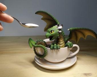 Tea Cup Dragon