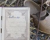 """Antique """"CHORUS NOTE..."""