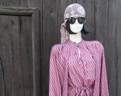 Vintage Pleated French Pi...