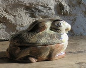 Terrine Rabbit Dish with ...