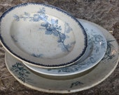 Lot 3 Antique French Plat...