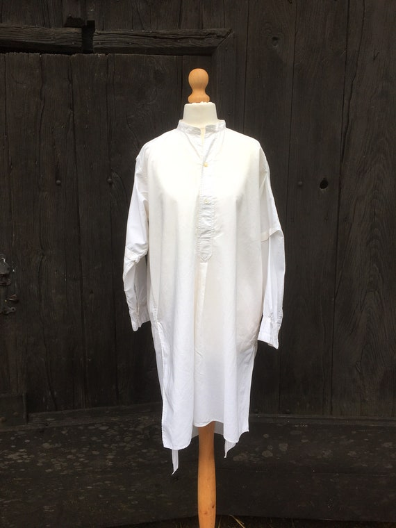 Antique French Smock Shirt