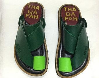 Saudi sandals, Arabic sandals, traditional sandals