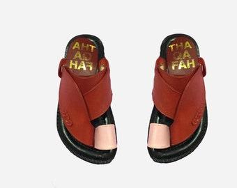 Saudi sandals,traditional sandals, women's sandals