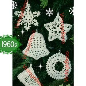 Christmas Classics Printable Patterns PDF Download