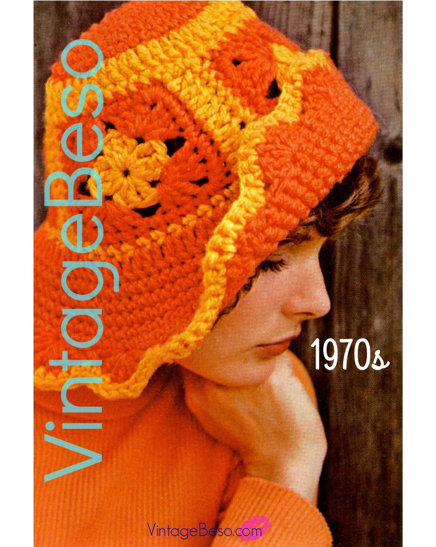 Crochet Floppy Summer Hat Pattern 7f28d490236