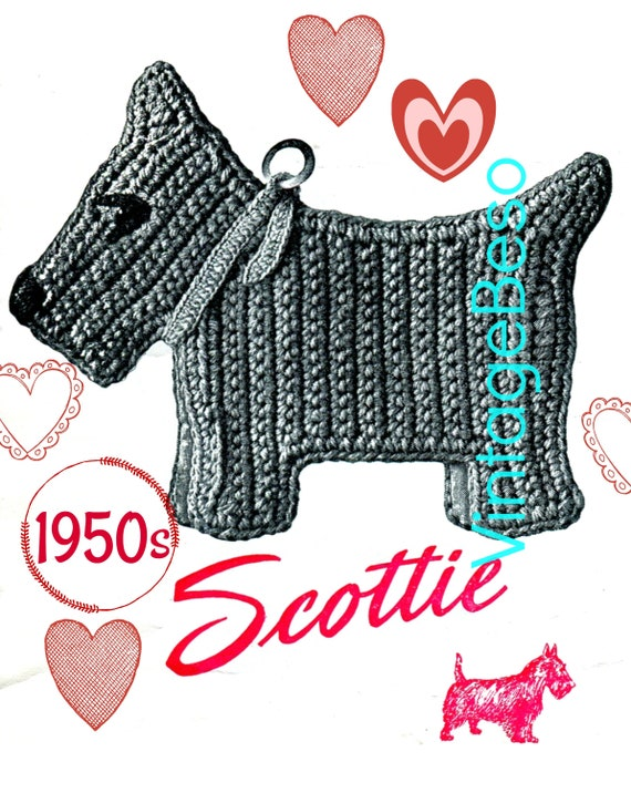 AmiDogs Set 7 - THREE amigurumi crochet patterns : PlanetJune Shop ... | 716x570