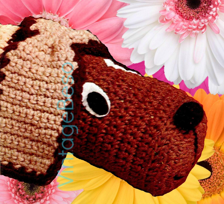 Wind Stopper Crochet Pattern Dog Draft Stopper Dog
