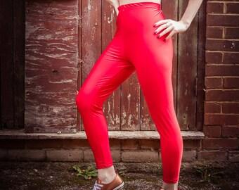 a78063c49c8fed Leggings für Frauen - Vintage | Etsy DE