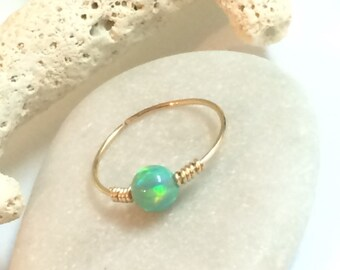 Opal conch piercing, conch earring, conch jewelry, conch ring, conch hoop, conch, conch piercing jewelry, conch pierced earring, conch opal