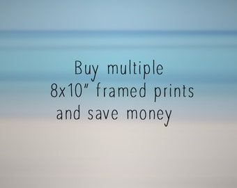 "Prints Offer - Buy multiple 8x10"" framed prints & save! Framed photography, framed picture, framed print, office decor, corporate art"