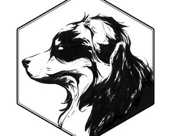 Canine Republic: Bernese Mountain Dog