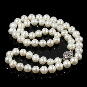 Clever Transforming Pearl Necklace Freshwater Pearl Necklace /& Pendant Elastic Heart Detachable Heart Pendant