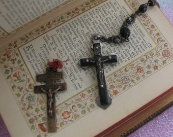2 Adorably interesting Crucifixes