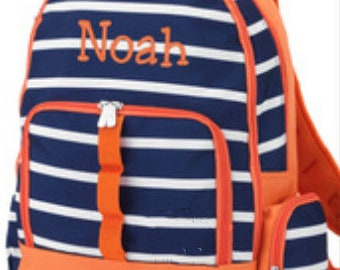 Boys Backpack - Boy s Bag with Name - Boy s Book Bag with Name - Kid  Backpack - Kid s School Bag - Back to School - d283e62b0f09f