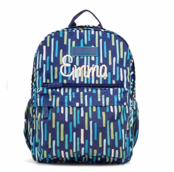 Personalized Backpack - Personalized School Bag - Vera Bradley - Book Bag -  Kid Backpack - Girls Backpack - Back to School e03c01eb1b