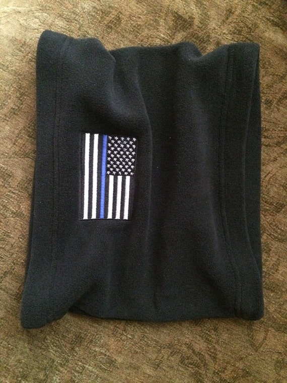 Thin blue line neck cover must have for POLICE who work in  cb550009475e1