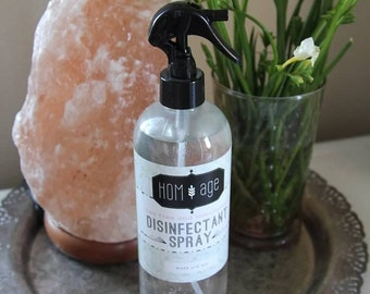 Tea Tree and Lemongrass Disinfectant Spray