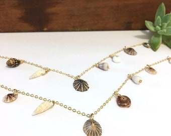Shell Lei Necklace