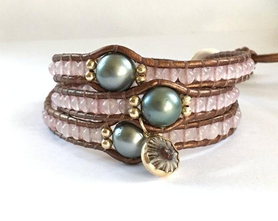ROSE QUARTZ LUXE Bracelet