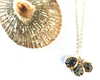 Opihi Charm Necklace