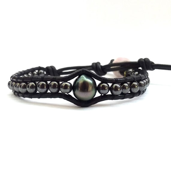 LAVA ROCK SINGLE Bracelet