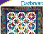 Daybreak Quilt Pattern by Cozy Quilt Designs