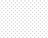 Gray Swiss Dot on White by Riley Blake Designs