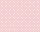 Swiss Dot Baby Pink by Riley Blake Designs