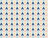 Azure Skies Arrows White by Simple Simon & Co. for Riley Blake Designs