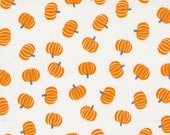 Holiday Halloween Ghost Pumpkins - Holiday Essentials Halloween by Stacy Iest Hsu for Moda Fabrics