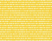 Grl Pwr Spots Yellow by Amber Kemp-Gerstel for Riley Blake Designs