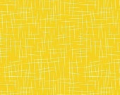 Yellow and White Large Hashtag by Riley Blake Designs