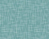 Teal and White Large Hashtag by Riley Blake Designs