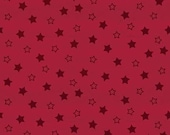 Let Freedom Soar Stars in Red by Tara Reed for Riley Blake Designs