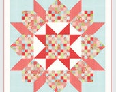 Patchwork Swoon Quilt Pattern by Camille Roskelley of Thimble Blossoms