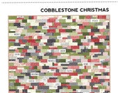 Cobblestone Christmas Quilt Pattern by Sweetwater