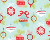 Vintage Holiday Aqua Ornaments 55160 13