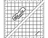 "Bloc Loc 5.5"" Half Square Triangle Ruler"