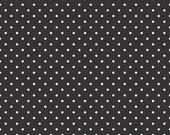 Swiss Dot Black by Riley Blake Designs