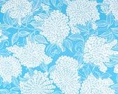 CLEARANCE: HOME DECOR Azure Mystic Canvas by Robert Kaufman