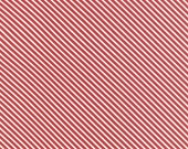 Moda First Crush Sweet Stripes in Apple Red 5604 22