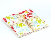 "Primrose Garden 5"" Stacker Charm Pack Quilting Fabric by Carina Gardner for Riley Blake Designs"