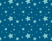 Create Starlight in Dark Blue by Quiet Play for Riley Blake Designs