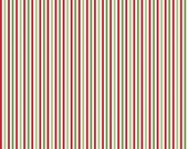 Christmas Stripe 1/8th Inch by Riley Blake