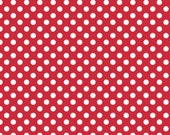 Small Red Dots by Riley Blake Designs